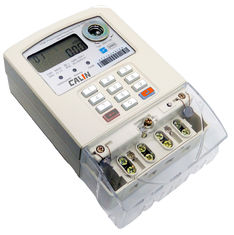 Good Quality Prepaid Electricity Meters & Single Phase 2 Wire STS Prepaid Meters Emergency Credit Prapayment Enery Meter Settings on sale