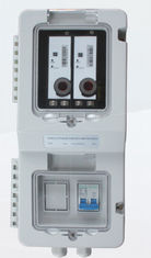 Good Quality Prepaid Electricity Meters & 2 Position Wall Mounted Electric Meter Box / External Electricity Meter Box on sale