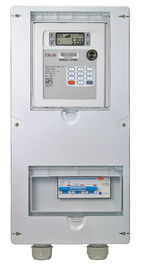 Good Quality Prepaid Electricity Meters & Single Position Three Phase Electricity Meter Box IP54 With Hinges , Lock And Key on sale