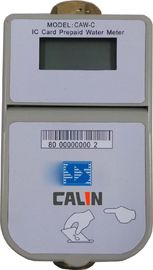 Good Quality Prepaid Electricity Meters & STS Compliant  Digital Prepaid Water Meters Card Type Brass Body  IP67 on sale