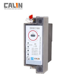 Good Quality Prepaid Electricity Meters & STS Single Phase Din Rail Mounted Kwh Meter CIU Prepaid Electricity Meter on sale