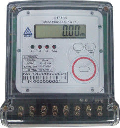 Short Cover Commercial Electric Meter Wireless Smart Meters For Electricity