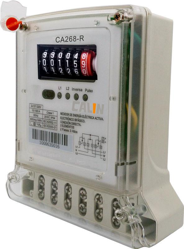 IR Com Port Wireless Power Meter Prepayment Smart Meters For ...