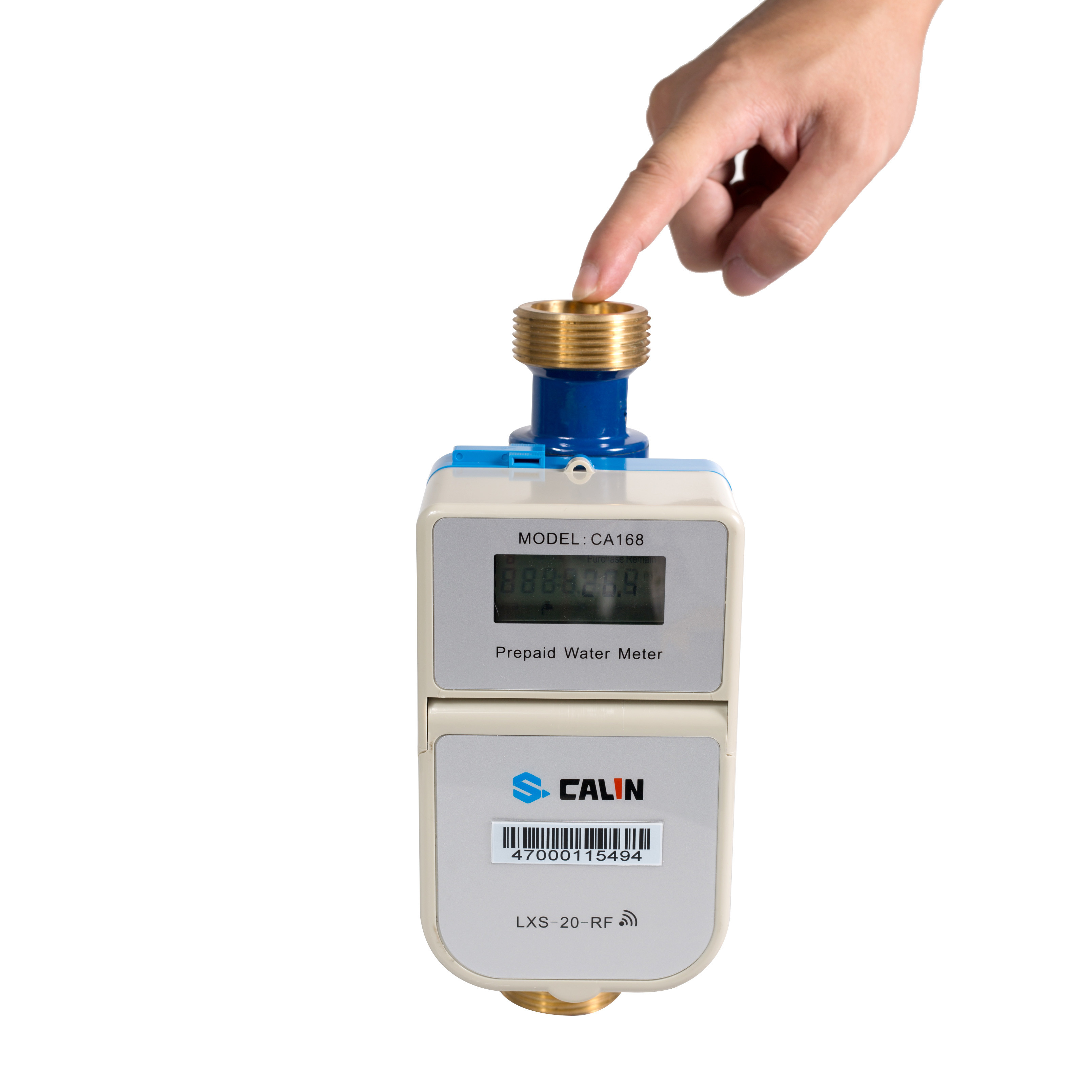 Tanzania Precision Water Meters Lora Connection , STS