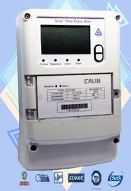 China Amr Ami Load Management Three Phase Power Meter Smart Wireless Electricity Meter factory
