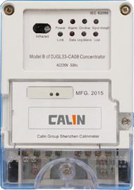 Mini data concentrator for AMI Solutions Plug - in module , single phase PLC RS485 GPRS connect to HES