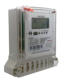 China Ultrasonic Welded Electricity Prepaid Meters Terminal Cover Smart Electric Meters factory