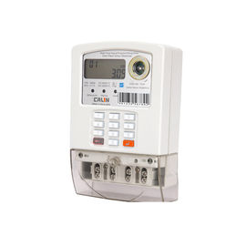 Multi Tariff Single Phase Kwh Meter Prepaid Electricity Meter Class 1 Accuracy